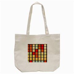 Mozaico Colors Glass Church Color Tote Bag (Cream)