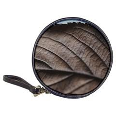 Leaf Veins Nerves Macro Closeup Classic 20-CD Wallets