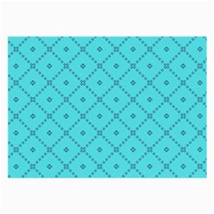 Pattern Background Texture Large Glasses Cloth (2-Side)