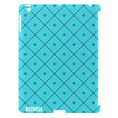 Pattern Background Texture Apple iPad 3/4 Hardshell Case (Compatible with Smart Cover)