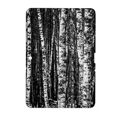 Birch Forest Trees Wood Natural Samsung Galaxy Tab 2 (10.1 ) P5100 Hardshell Case