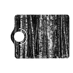Birch Forest Trees Wood Natural Kindle Fire HD (2013) Flip 360 Case