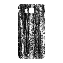Birch Forest Trees Wood Natural Samsung Galaxy Alpha Hardshell Back Case