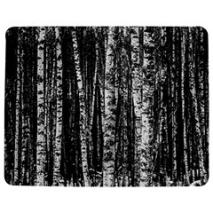 Birch Forest Trees Wood Natural Jigsaw Puzzle Photo Stand (Rectangular)