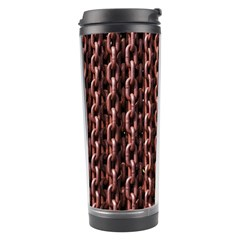 Chain Rusty Links Iron Metal Rust Travel Tumbler