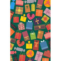 Presents Gifts Background Colorful 5.5  x 8.5  Notebooks