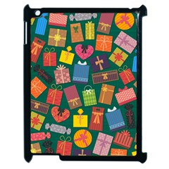 Presents Gifts Background Colorful Apple iPad 2 Case (Black)
