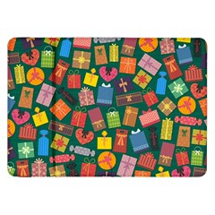 Presents Gifts Background Colorful Samsung Galaxy Tab 8.9  P7300 Flip Case