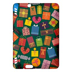 Presents Gifts Background Colorful Kindle Fire HDX Hardshell Case