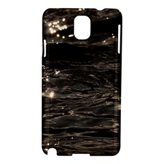 Lake Water Wave Mirroring Texture Samsung Galaxy Note 3 N9005 Hardshell Case