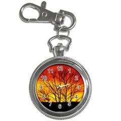 Sunset Abendstimmung Key Chain Watches