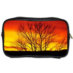 Sunset Abendstimmung Toiletries Bags 2-Side