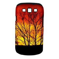 Sunset Abendstimmung Samsung Galaxy S III Classic Hardshell Case (PC+Silicone)