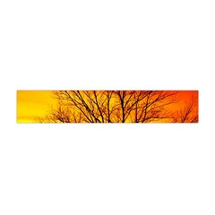 Sunset Abendstimmung Flano Scarf (Mini)