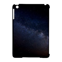 Cosmos Dark Hd Wallpaper Milky Way Apple iPad Mini Hardshell Case (Compatible with Smart Cover)