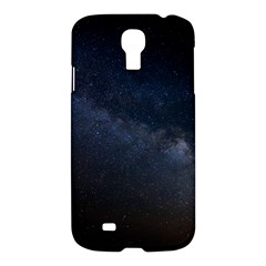 Cosmos Dark Hd Wallpaper Milky Way Samsung Galaxy S4 I9500/I9505 Hardshell Case
