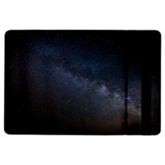 Cosmos Dark Hd Wallpaper Milky Way iPad Air 2 Flip