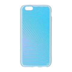 Background Graphics Lines Wave Apple Seamless iPhone 6/6S Case (Color)