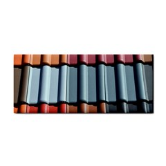 Shingle Roof Shingles Roofing Tile Cosmetic Storage Cases