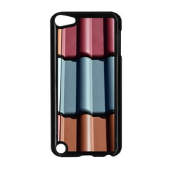 Shingle Roof Shingles Roofing Tile Apple iPod Touch 5 Case (Black)