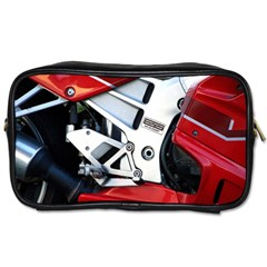 Footrests Motorcycle Page Toiletries Bags 2-Side