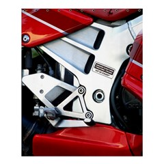 Footrests Motorcycle Page Shower Curtain 60  x 72  (Medium)