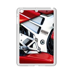 Footrests Motorcycle Page iPad Mini 2 Enamel Coated Cases
