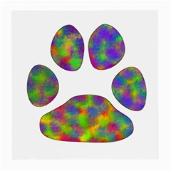 Paw Medium Glasses Cloth