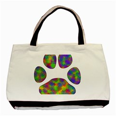 Paw Basic Tote Bag (Two Sides)
