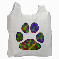 Paw Recycle Bag (Two Side)