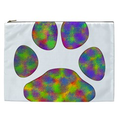 Paw Cosmetic Bag (XXL)