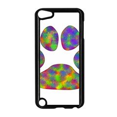Paw Apple iPod Touch 5 Case (Black)
