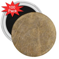Abstract Forest Trees Age Aging 3  Magnets (100 pack)