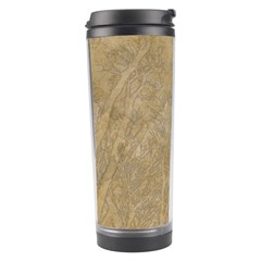 Abstract Forest Trees Age Aging Travel Tumbler