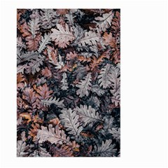 Leaf Leaves Autumn Fall Brown Large Garden Flag (Two Sides)