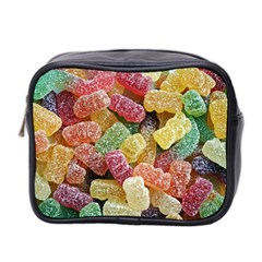 Jelly Beans Candy Sour Sweet Mini Toiletries Bag 2-Side