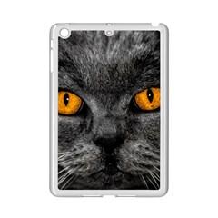 Cat Eyes Background Image Hypnosis iPad Mini 2 Enamel Coated Cases