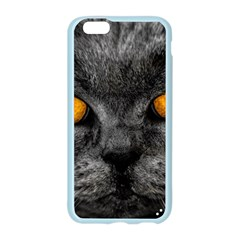 Cat Eyes Background Image Hypnosis Apple Seamless iPhone 6/6S Case (Color)