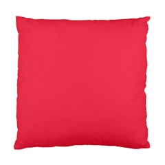 Neon Color - Brilliant Amaranth Standard Cushion Case (One Side)