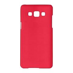 Neon Color - Brilliant Amaranth Samsung Galaxy A5 Hardshell Case
