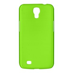Neon Color - Brilliant Charteuse Green Samsung Galaxy Mega 6.3  I9200 Hardshell Case