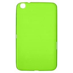 Neon Color - Brilliant Charteuse Green Samsung Galaxy Tab 3 (8 ) T3100 Hardshell Case
