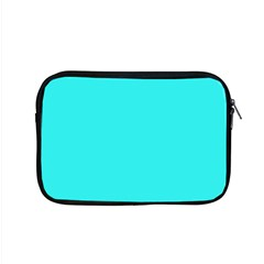 Neon Color   Brilliant Cyan Apple Macbook Pro 15  Zipper Case