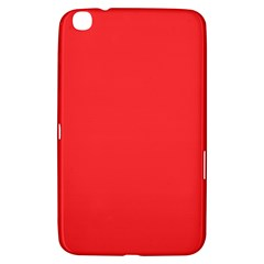 Neon Color - Brilliant Red Samsung Galaxy Tab 3 (8 ) T3100 Hardshell Case