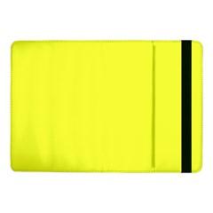Neon Color - Brilliant Yellow Samsung Galaxy Tab Pro 10.1  Flip Case