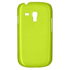 Neon Color - Light Brilliant Apple Green Galaxy S3 Mini