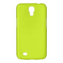 Neon Color - Light Brilliant Apple Green Samsung Galaxy Mega 6.3  I9200 Hardshell Case