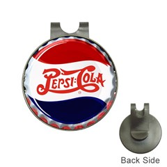 Pepsi Cola Hat Clips with Golf Markers
