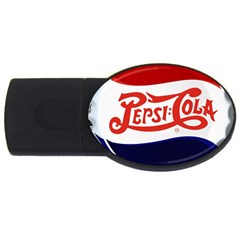Pepsi Cola USB Flash Drive Oval (4 GB)