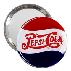 Pepsi Cola 3  Handbag Mirrors
